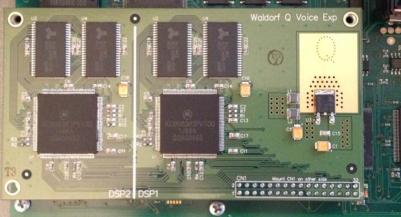 Picture of Waldorf Q DSP Expansion