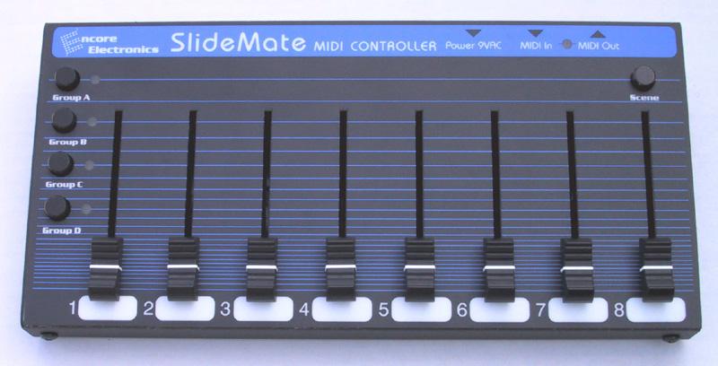 Mix Control Surfaces